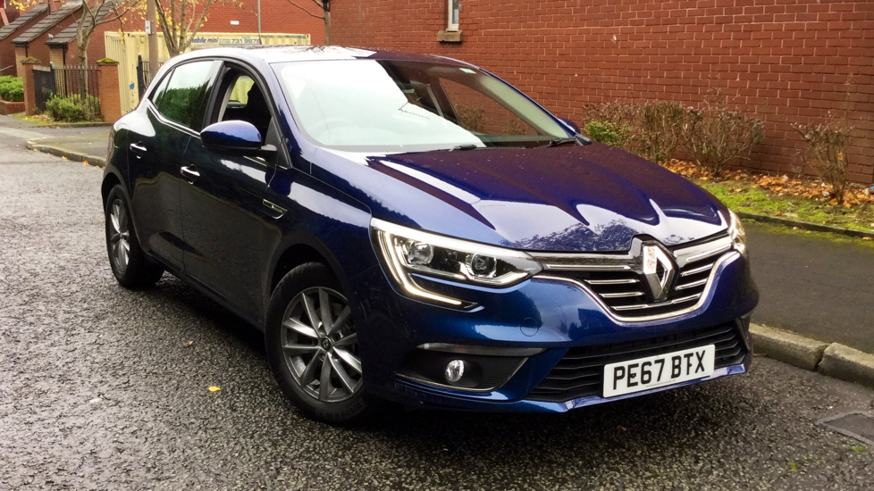 Renault Megane 1.6 dCi Dynamique Nav 5dr with Low Mileage, Sat Nav & Parking Sensors Diesel Hatchback (2017) at Renault Bury thumbnail image