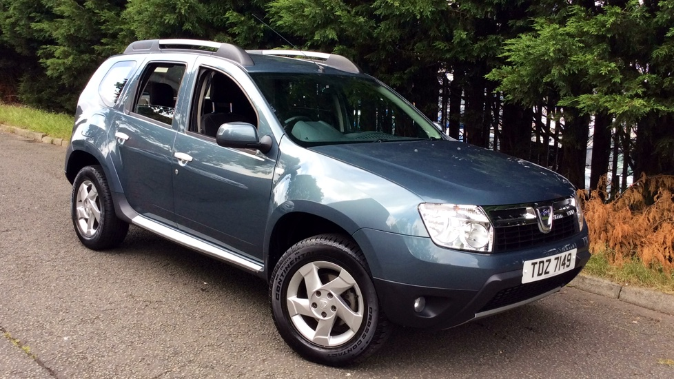 Dacia Duster 1.5 dCi 110 Laureate 4X4 Diesel 5 door Estate (2013) image