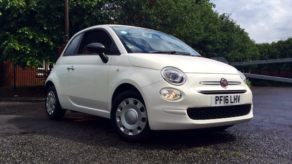 Fiat 500 1.2 Pop 3dr 2015 -  Hatchback (2016) image
