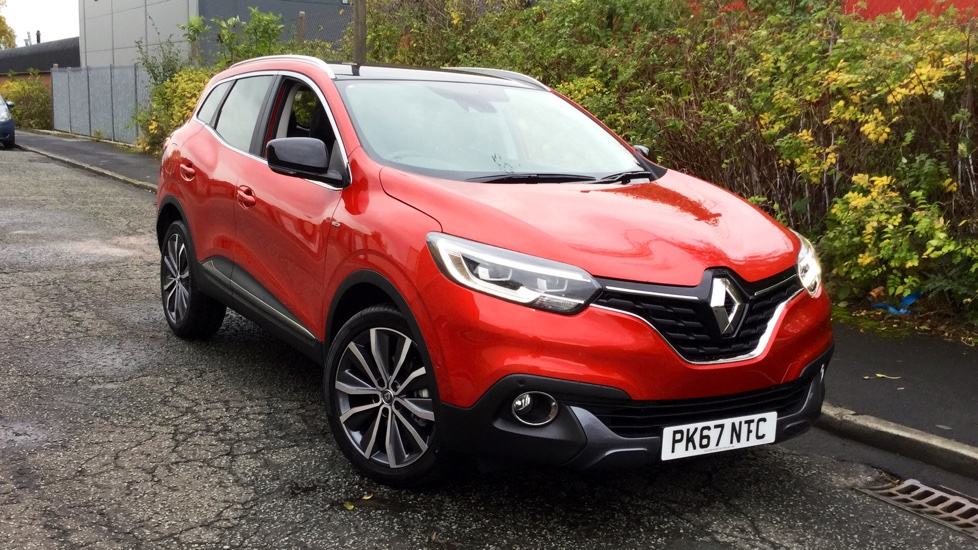Renault Kadjar 1.6 dCi Signature Nav 5dr Diesel Hatchback (2017) at Preston Motor Park Fiat and Volvo thumbnail image