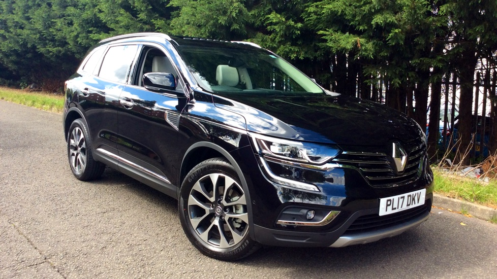 Used Renault Koleos Cars For Sale Motorparks