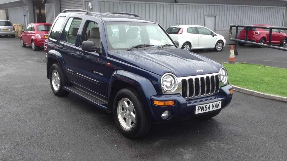 Jeep Cherokee 2.8 CRD Limited 5dr Auto Diesel Automatic 4x4  (2004) image