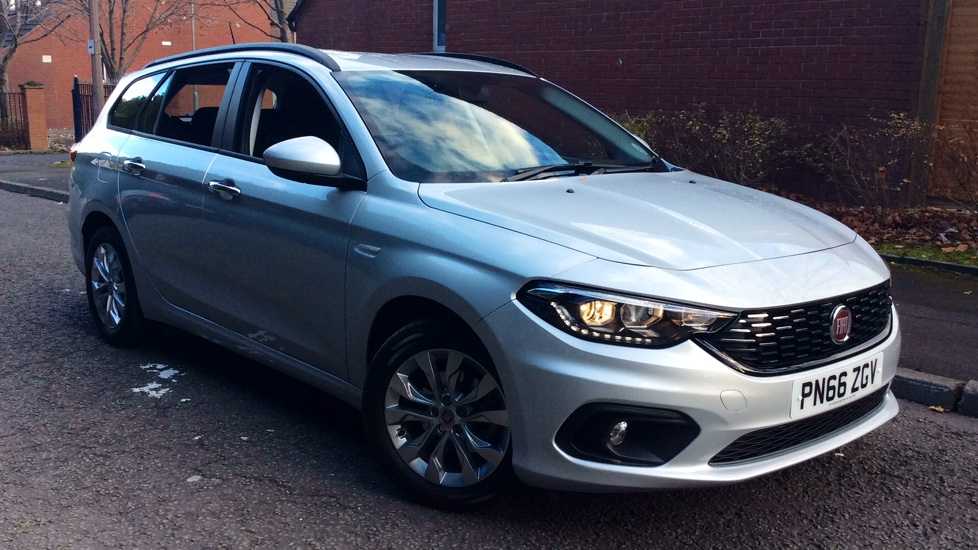 Fiat Tipo 1.6 Multijet Easy Plus 5dr Diesel Estate (2016) image