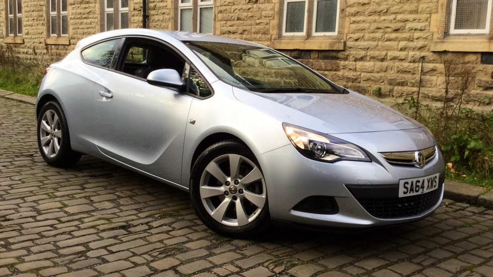 Vauxhall Astra GTC 1.4T 16V Sport 3dr Coupe (2014) image