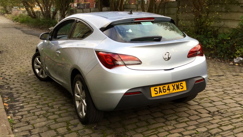 vauxhall astra gtc 1 4t 16v sport 3dr coupe 2014 sa64xws in stock used vauxhall astra. Black Bedroom Furniture Sets. Home Design Ideas