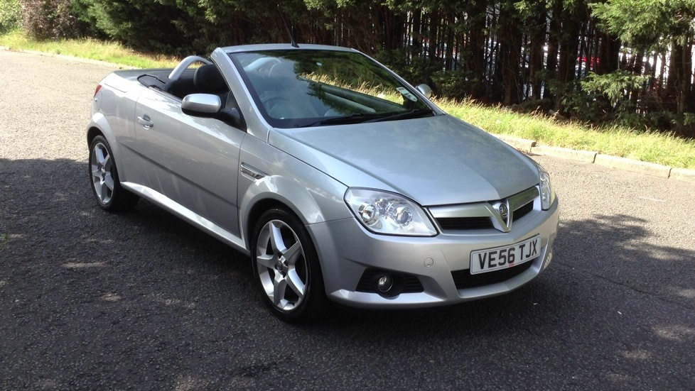 Vauxhall Tigra 1.4i 16V Exclusiv 2dr Coupe (2007) image