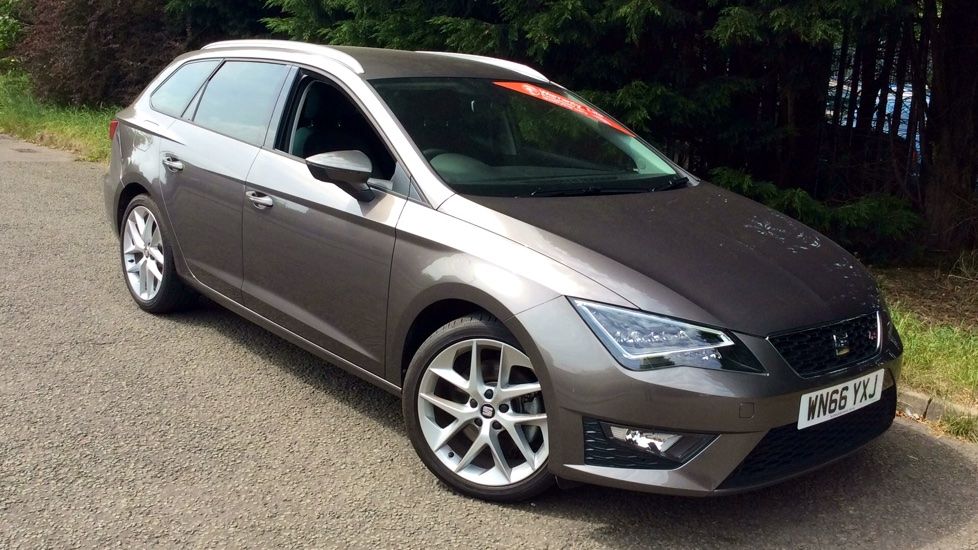 SEAT Leon ST 2.0 TDI 184 FR 5dr DSG [Technology Pack] Diesel Automatic Estate (2016) image