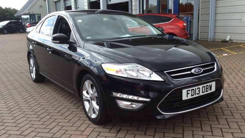 Ford Mondeo 2.0L Duratorq CR TC (140PS) - DW10C Diesel 5 door Saloon (2013) image