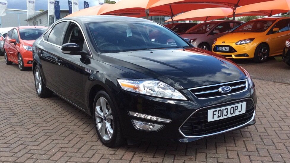 Ford Mondeo Mondeo 2007-, 2.0L Duratorq CR TC (140PS) Diesel 5 door Coupe (2013) image