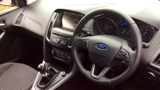 FORD FOCUS ZETEC TDCI HATCHBACK, DIESEL, in BLACK, 2016 - image 10