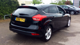 FORD FOCUS ZETEC TDCI HATCHBACK, DIESEL, in BLACK, 2016 - image 4