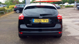 FORD FOCUS ZETEC TDCI HATCHBACK, DIESEL, in BLACK, 2016 - image 5