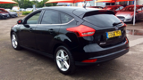 FORD FOCUS ZETEC TDCI HATCHBACK, DIESEL, in BLACK, 2016 - image 6