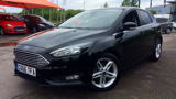 FORD FOCUS ZETEC TDCI HATCHBACK, DIESEL, in BLACK, 2016 - image 2