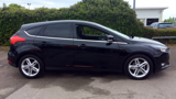 FORD FOCUS ZETEC TDCI HATCHBACK, DIESEL, in BLACK, 2016 - image 3