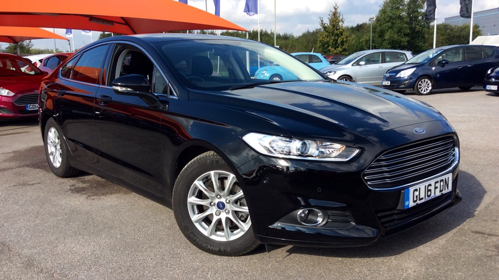 used 2016 ford mondeo for sale black 2016 ford mondeo 2. Black Bedroom Furniture Sets. Home Design Ideas