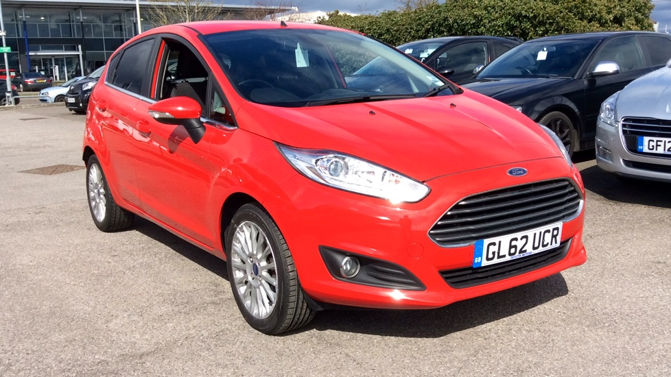 Ford Fiesta 1.6 Titanium Powershift Automatic 5 door Hatchback (2013) image