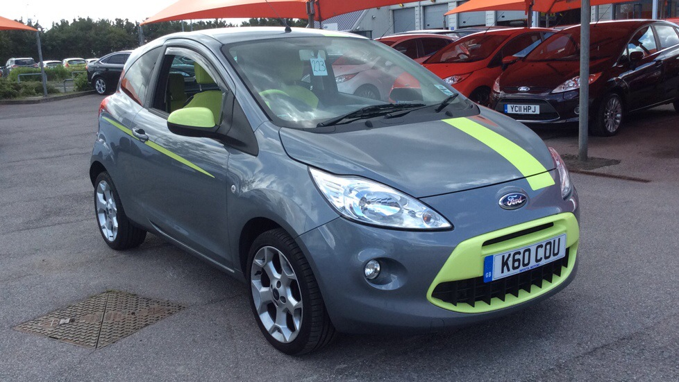 Ford Ka 1.2 Digital 3dr Hatchback (2010) image