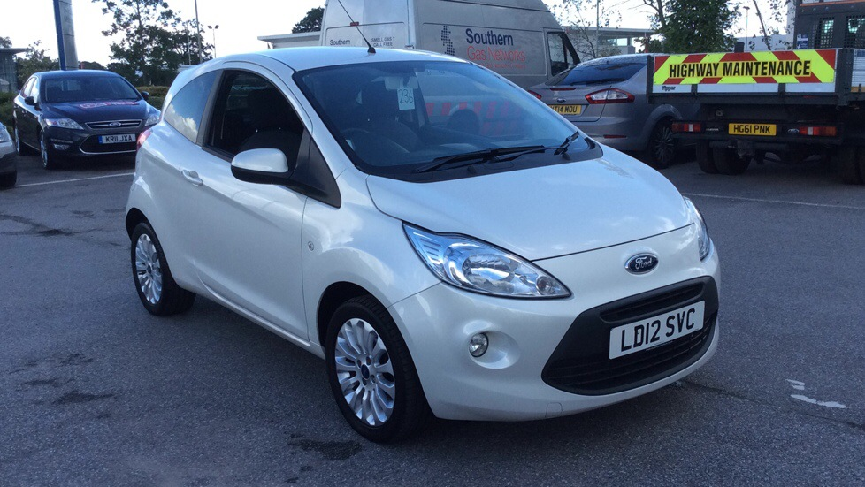 Ford Ka 1.2 Zetec 3dr [Start Stop] Hatchback (2012) image