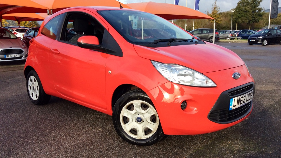 Ford Ka 1.2 Edge 3dr [Start Stop] Hatchback (2012) image