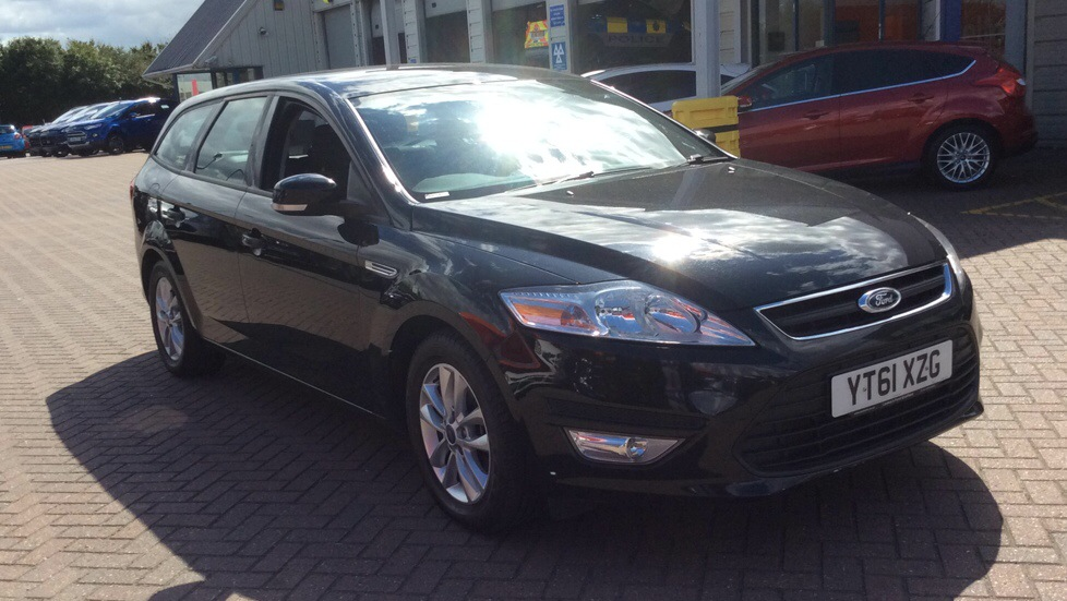 Ford Mondeo 1.6 TDCi Eco Zetec 5dr [Start Stop] Diesel Estate (2011)