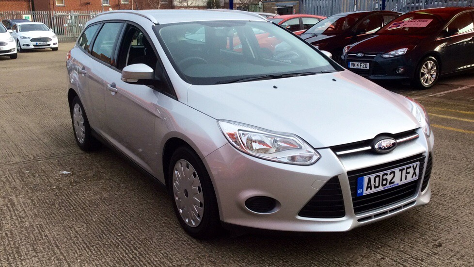 Ford Focus 1.6 TDCi Edge ECOnetic 5dr [88g/km] Diesel Estate (2012) image