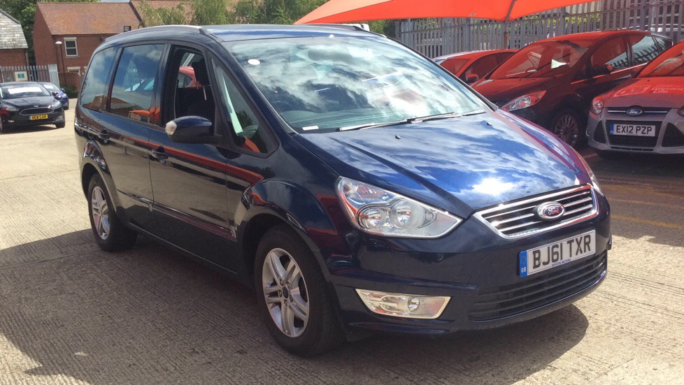 Ford Galaxy 2.0 TDCi 140 Zetec 5dr Diesel Estate (2012) image