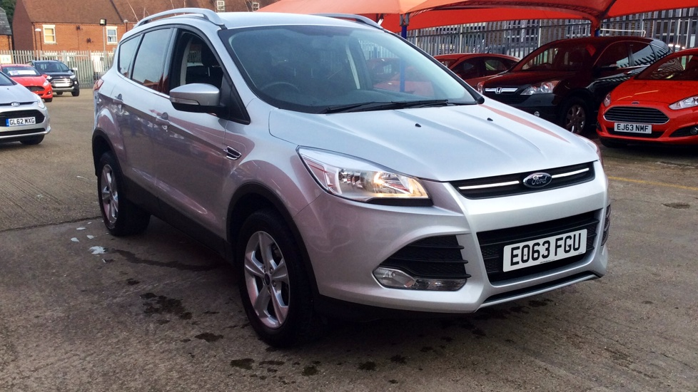 Ford Kuga 2.0 TDCi Zetec 5dr Powershift Diesel Automatic Estate (2013) image