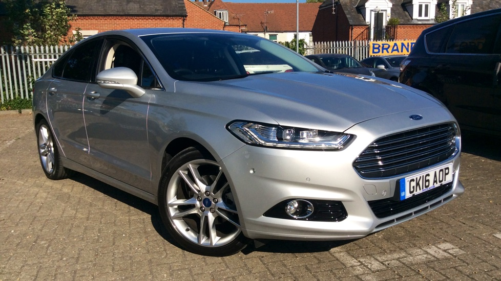 Ford Mondeo 2.0 TDCi 180 Titanium Powershift Diesel Automatic 5 door Hatchback (2016) image