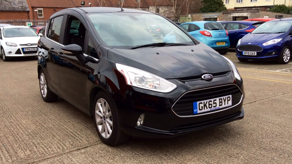 Ford B-MAX 1.6 Titanium 5dr Powershift Automatic Hatchback (2015)