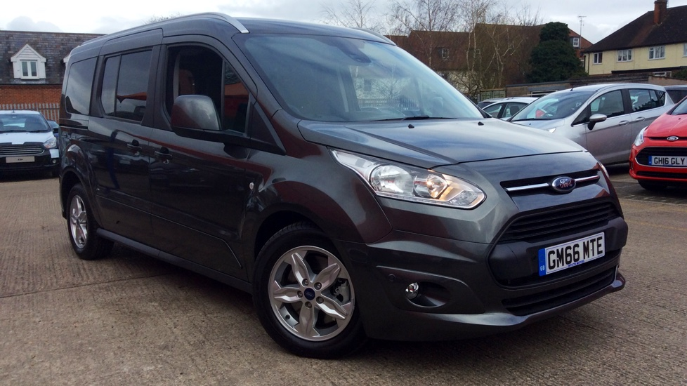 Ford Grand Tourneo Connect 1.5 TDCi 120 Titanium 5dr Powershift Diesel Automatic MPV (2017) image