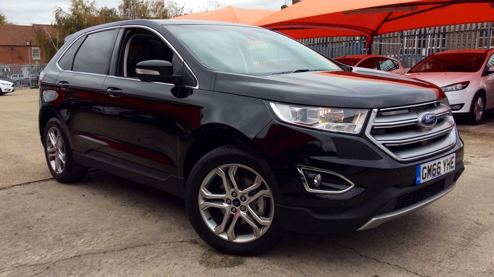 Ford Edge 2.0 TDCi 210 Titanium 5dr Powershift [Lux Pack] Diesel Automatic 4x4 (2017) image