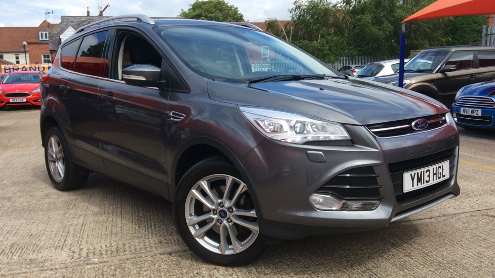 Ford Kuga 2.0 TDCi 163 Titanium X 5dr Diesel 4x4 (2013) available from Preston Motor Park Fiat and Volvo thumbnail image