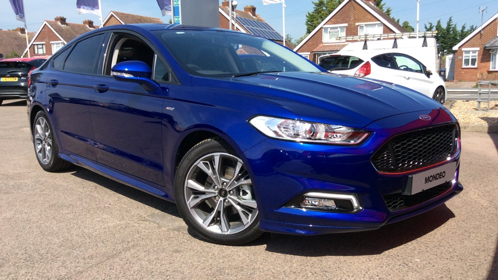 Ford Mondeo 2.0 TDCi 180 ST-Line 5dr Powershift Diesel Automatic Hatchback (2017) image