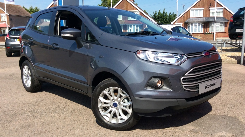 Ford EcoSport 1.5 TDCi 95 Zetec 5dr Diesel Hatchback (2017) at Ford Thanet thumbnail image