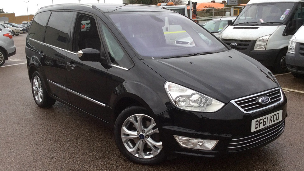 Ford Galaxy 2.0 TDCi 163 Titanium X 5dr Powershift Diesel Automatic Estate (2011) image