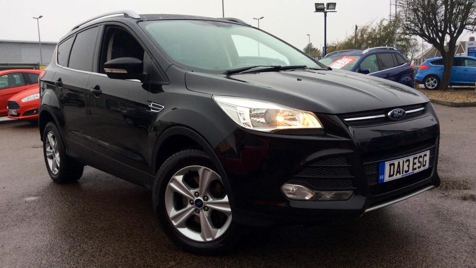 Ford Kuga 2.0 TDCi Zetec Powershift Diesel Automatic 5 door 4x4 (2013) image