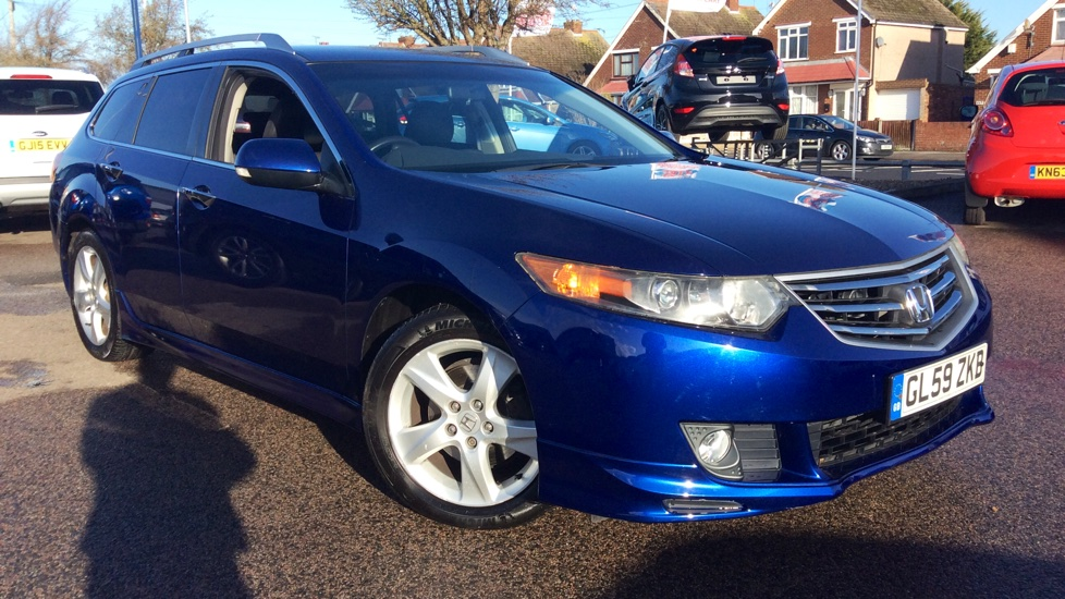 Honda Accord 2.0 i-VTEC ES GT 5dr Automatic Estate (2010) image