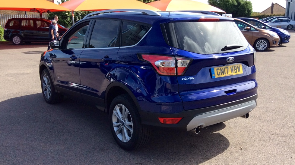 ford kuga 2 0 tdci 180 titanium diesel automatic 5 door 4x4 2017 gn17wbw in stock used. Black Bedroom Furniture Sets. Home Design Ideas