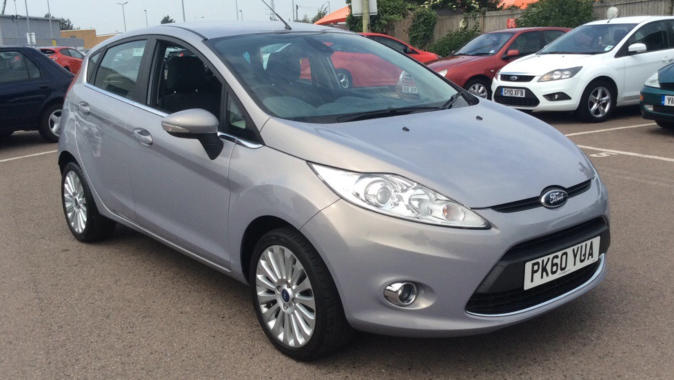 Ford Fiesta 1.4 Titanium 5dr Auto Automatic Hatchback (2011) image