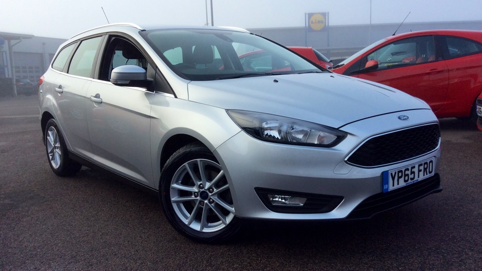 Ford Focus 1.5 TDCi 120 Zetec 5dr Diesel Estate (2015) image