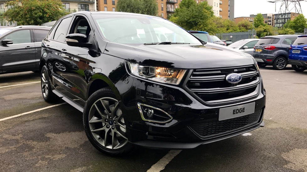 Ford Edge Sport Ps Powershift Lux Packsel Automatic  Door Estate