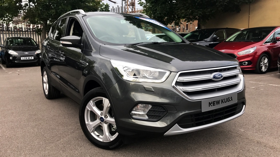 Ford New Kuga Titanium X 1.5TDCi 5dr 2WD Diesel Estate (2017) at Ford Wimbledon thumbnail image