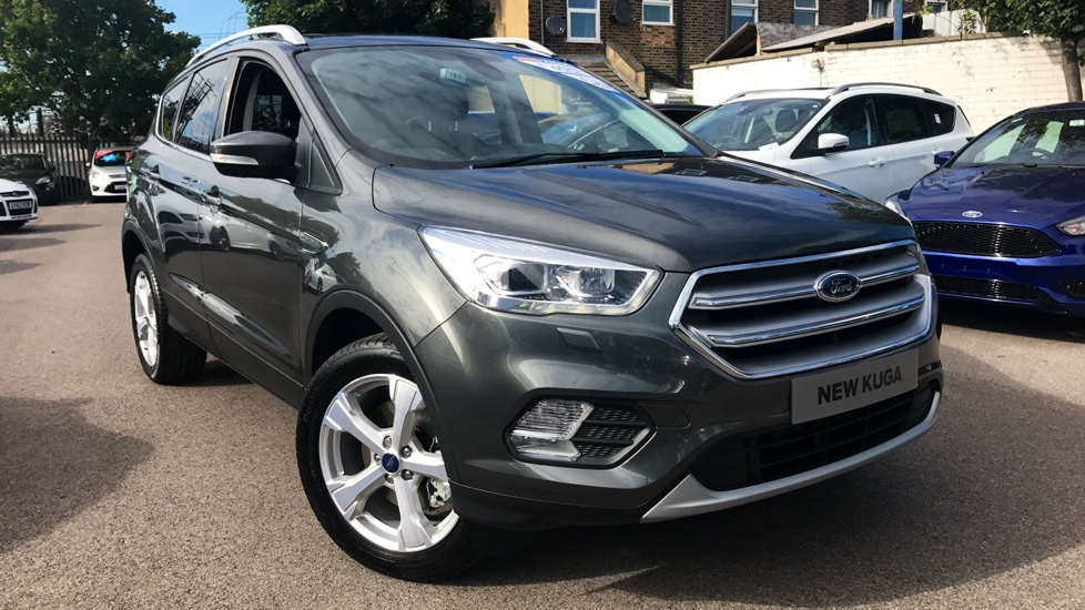 Ford New Kuga Titanium X 1.5TDCi 120PS 2WD Diesel 5 door Hatchback (2017) image