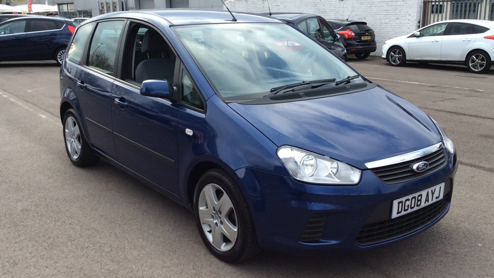 Ford Focus C-Max 1.8 Style 5dr Estate (2008) image