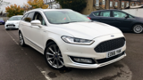 FORD MONDEO VIGNALE ESTATE, PETROL, in WHITE, 2016 - image 0