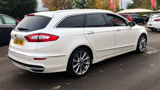 FORD MONDEO VIGNALE ESTATE, PETROL, in WHITE, 2016 - image 4
