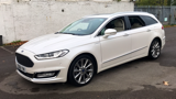 FORD MONDEO VIGNALE ESTATE, PETROL, in WHITE, 2016 - image 2