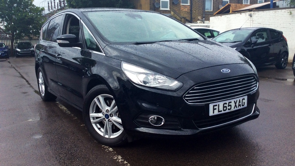 Ford S-Max 2.0 TDCi 150 Titanium 5dr Powershift Diesel Automatic Estate (2015) image