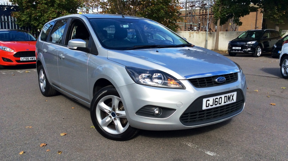 Ford Focus 1.6 Zetec 5dr Automatic Estate (2010) image